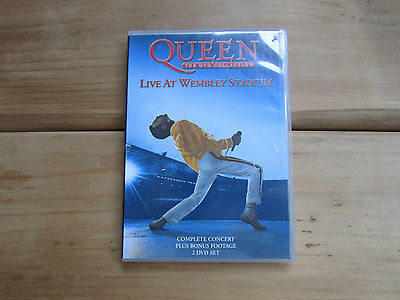 Queen - The DVD Collection Live At Wembley Stadium  [great dynamic range]