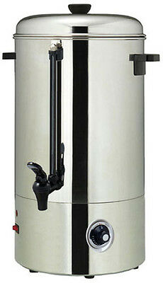 Adcraft WB-40 Stainless Steel 40 Cup Water Boiler