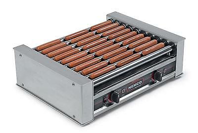 Nemco Hot Dog Roller Grill Fits 27 Hot Dogs - 8027