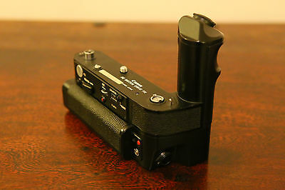 Canon F-1N high speed AE Motor Drive FN (6fps) with AA battery pack FN **MINT**