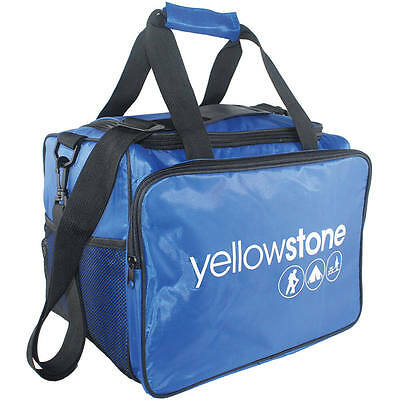 Yellowstone 25 Litre Coolbag Blue Outdoor Drinks 25L Cooler Camping Picnic Bag