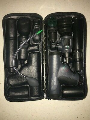 Welch Allyn Ophthalmoscope & Otoscope with Accessories.