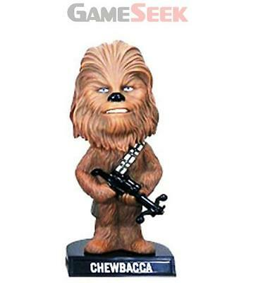 Funko: Star Wars Chewbacca Boble-Head Figure - Action Figures/figures Brand New