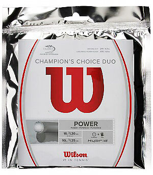 Wilson Champion's choice Duo Hybrid Set
