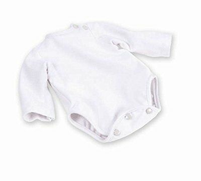 White Onesie  for 19 to 20 Inch Dolls New