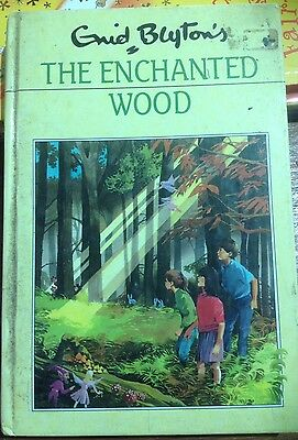 The Enchanted Wood - Enid Blyton, Children's HC Book