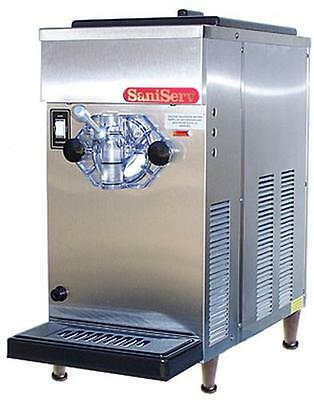 SaniServ 707 20 Qt Counter Top Frozen Beverage Machine 8 Gallons Hour