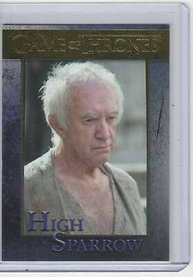 Game Of Thrones Season 5 Gold Base /150 8 Card Lot 92,81,80,78,68,55,19,11