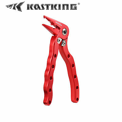 KastKing Falcon Angled Head Fishing Plier Braid Line Cutters Snap Ring Pliers