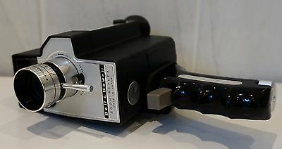 Bell and Howell Autoload zoom reflex Movie camera film animation