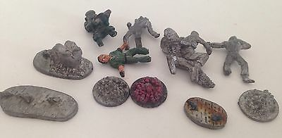 Aliens: Colonists Last Stand Leading Edge Figures 1992 Unboxed Incomplete Set