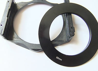 Cokin P Series filter holder with 58mm ring