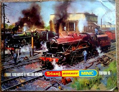 Triang Hornby 1970 catalogue