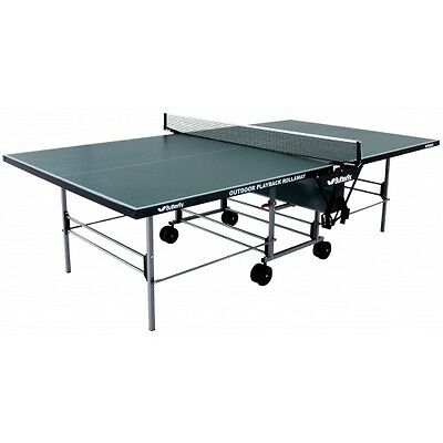 Butterfly Rollaway Table Tennis Foldable Competition Table Ping Pong Sports Hall