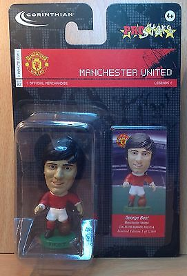 Corinthian George Best Manchester United Club Pro1014 Prostar Blister Pack
