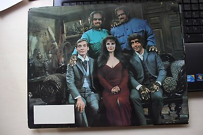 Carry On Screaming - Large Uk Foh Lobby Card