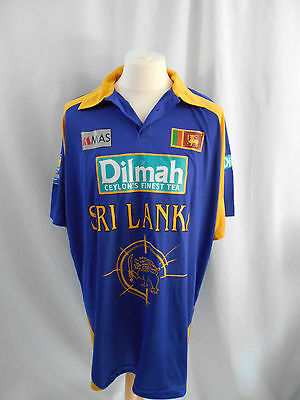 Sri Lanka Cricket Top XL Champions World Cup 1996 Brand New With Tags.