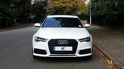 Audi A6 Chauffeur Car Hire for 3 Hours, Weddings, Registry, Reception Parties
