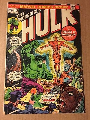 The Incredible Hulk #178