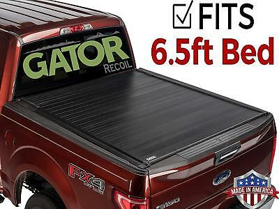 Gator Recoil (fits) 2009-2014 Ford F150 6.5 FT Retractable Tonneau Bed Cover