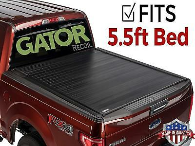 Gator Recoil (fits) 2015-2019 Ford F150 5.5 FT Retractable Tonneau Bed Cover