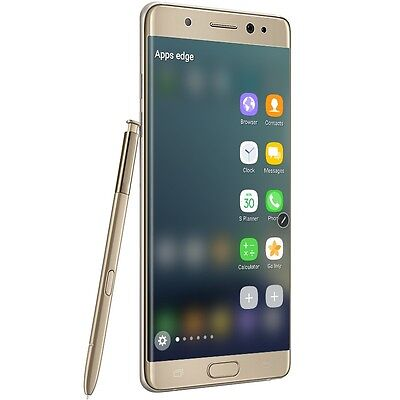 "Goophone Note 7 Edge dual sim 5.7"" Android 6.0 MarshMallow MTK6580 Quad Core"