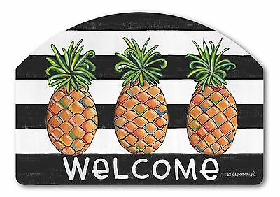 Southern Welcome Pineapple Magnetic Yard DeSigns Interchangeable Insert