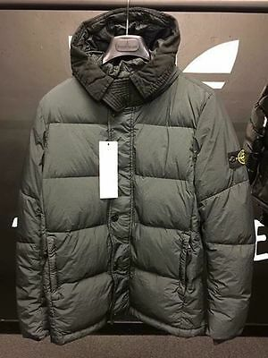 Brand new AW16/17 STONE ISLAND JUNIOR GARMENT DYDED CRINKLE REPS DOWN 6/8/10/12