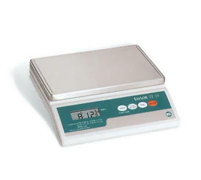 Taylor Precision Products TE10R 10lb. Electronic Portion Control Scale NSF