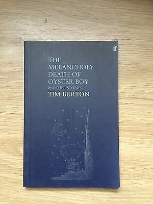 The melancholy death of oyster boy & other stories, Tim Burton (paperback)