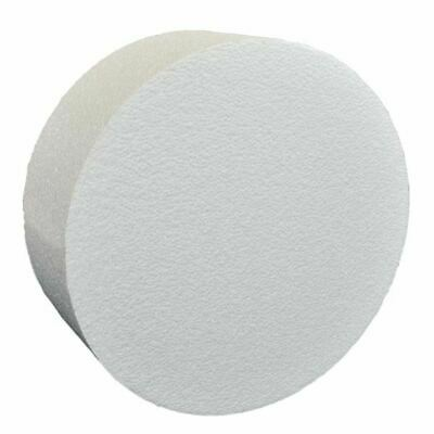 "Round & Square Straight Edge Polystyrene Cake Dummies 3"" -16"" Inches  - Free P&P"