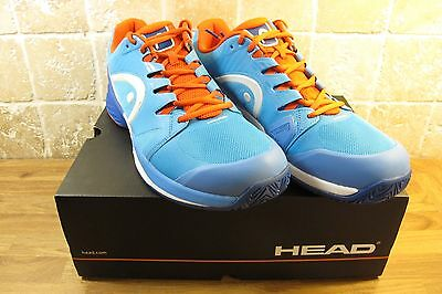Head Nitro Pro Blue All Court Performance Tennis Shoes UK 10.5 RRP: £95