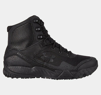 Under Armour RTS boots black wide sizes 8-14