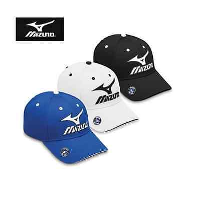 Brand New MIZUNO Tour Magna Cap Hat with Ball Marker by New Era