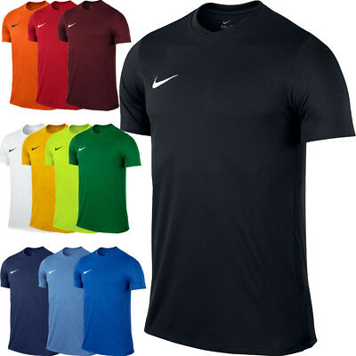 Nike MENS Gym Football Rugby Sports Training T Shirt Top Jersey Tee S,M,L,XL,XXL
