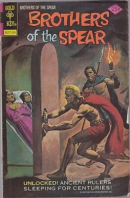 Brothers Of The Spear #115 Gold Key 1975 Combined Shipping  Avail.