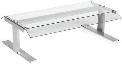 Nemco 8230-CGD Hot Dog Grill Sneeze Guard For 8230 Series Roller