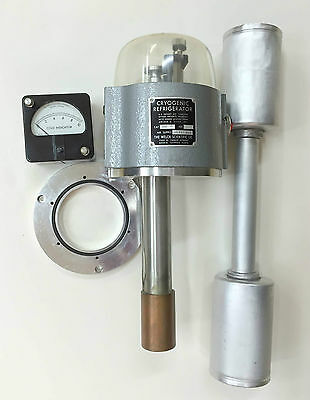 Welch Scientific Cryogenic Refrigerator; Stirling Engine for vacuum system