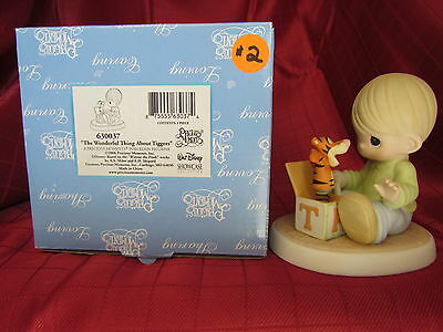 Disney Precious Moments 630037 The Wonderful Thing About Tiggers #2