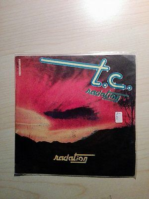 "Radation - T.C. Radation Vinyl 7"" - Rare Cosmic Disco"