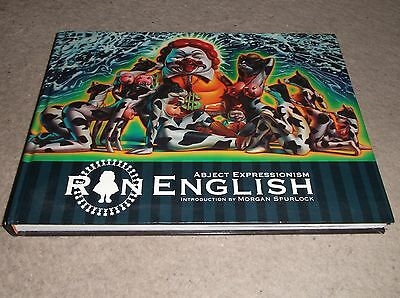 Book Abject Expressionism: The Art of Ron English (Hardback, 2008)