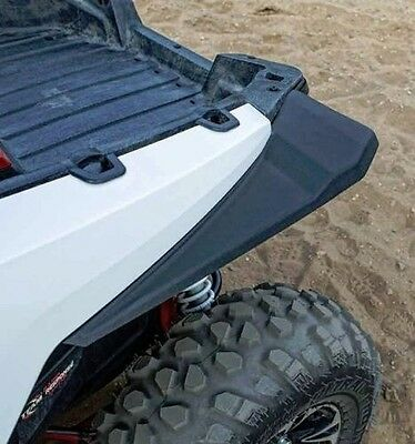 Rear Fender Flares for Wildcat Trail
