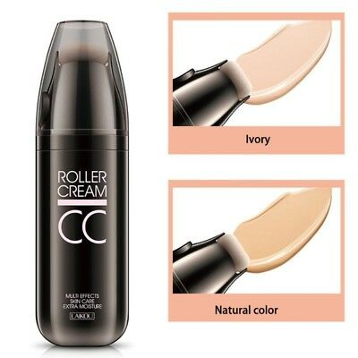 Roll on CC Cream Makeup Concealer Powder waterproof Foundation Sponge Puff BB