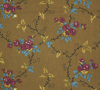 unused Soleiado small floral print cotton interiors fabric