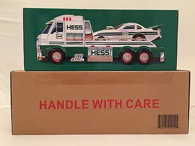 2016 Hess Toy Truck and Dragster - New in Sealed Box