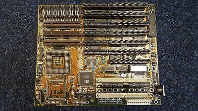 486 MOTHERBOARD PAT48SN-1.20 and Ram