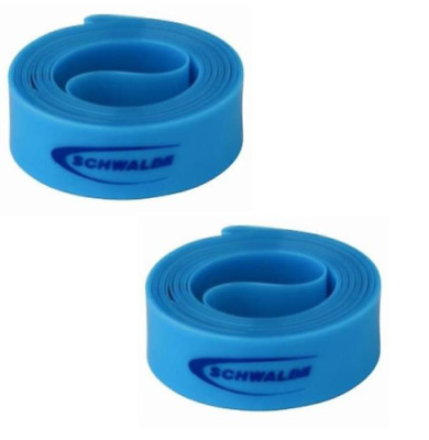 2x Schwalbe High Pressure Road Bike Rim Tape 700c x 20mm / 20-622 / 28""