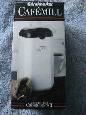 Brand New Grindmaster Cafemill Electric Coffee Bean Grinder (Model - H10)