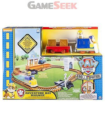 Spin Master Paw Patrol - On A Roll Rescue Train Set (6028630) - Toys Brand New
