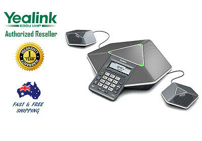 Yealink CP860 IP Conference Phone with 2 x Microphones CPE80